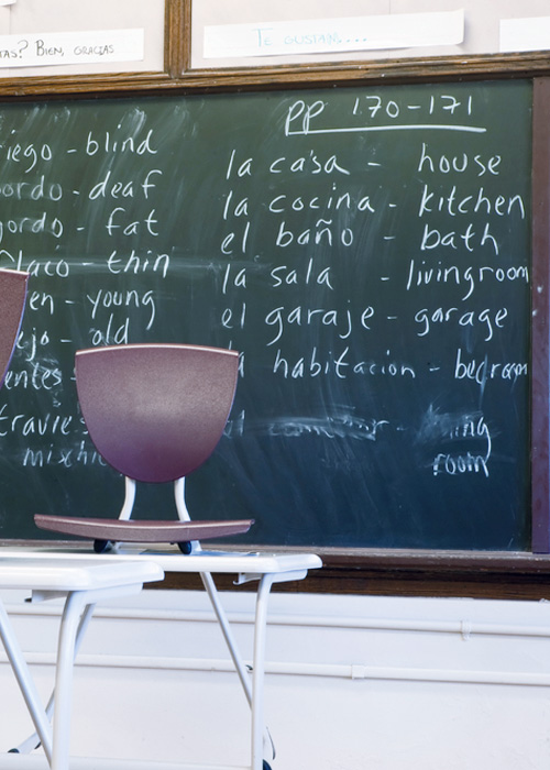 Learn Spanish and cooking in Rota